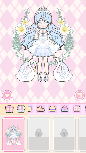 Vlinder Girl - Dress up Games , Avatar Creator 1.1.8 screenshots 6
