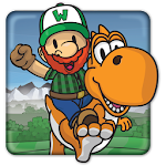 Super Woody with Lost World Icon