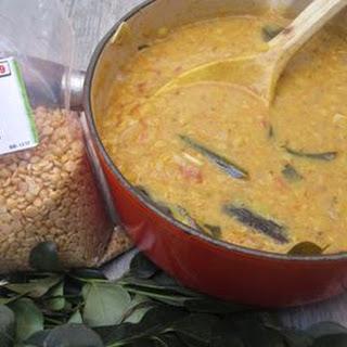 Coconut Dal – Recipe