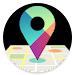 Location History - Save Your Locations on The Move Icon