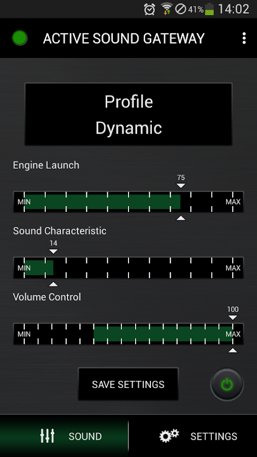 active sound gateway wifi android apps auf google play