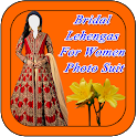 Bridal Lehengas For Women Photo Suit icon
