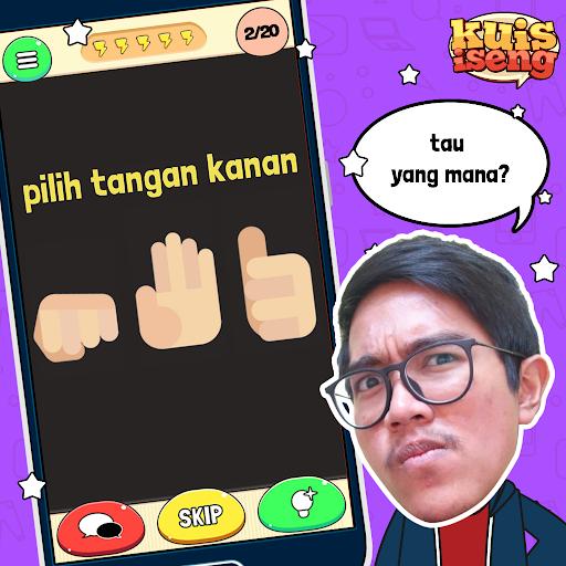 Kuis Iseng Kaesang 1.3.10 screenshots 14