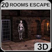 3D Escape Dungeon Breakout 2