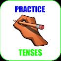 English Tenses Practice icon