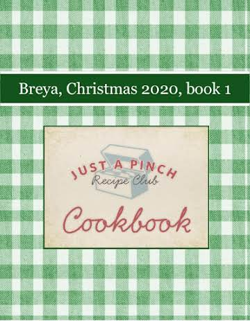 Breya, Christmas 2020, book 1