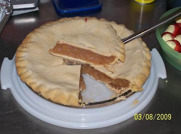 Easy To Remember Pie Crust Recipe