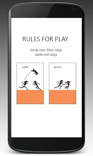 Shadow Ninja-Worrier Game