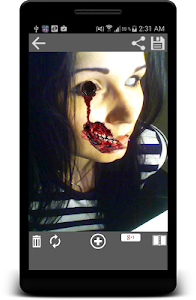 Zombie Photo Maker Face Editor screenshot 0
