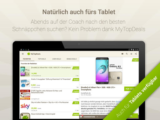 MyTopDeals - Schnäppchen App  screenshots 8