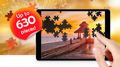 Magic Jigsaw Puzzles screenshots 9