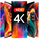 4K Wallpapers - HD, Live Backgrounds, Auto Changer