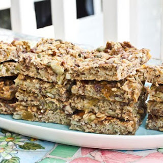 Baked Oatmeal Snack Bars.