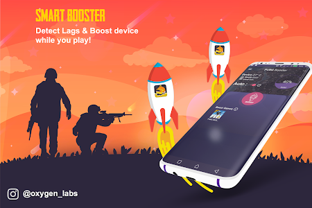 Booster for PUBG - Game Booster 60FPS 3.1.2