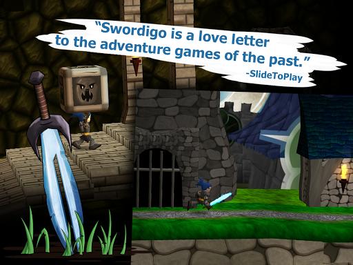 Swordigo  screenshots 9