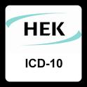 Die ICD-10-App der HEK