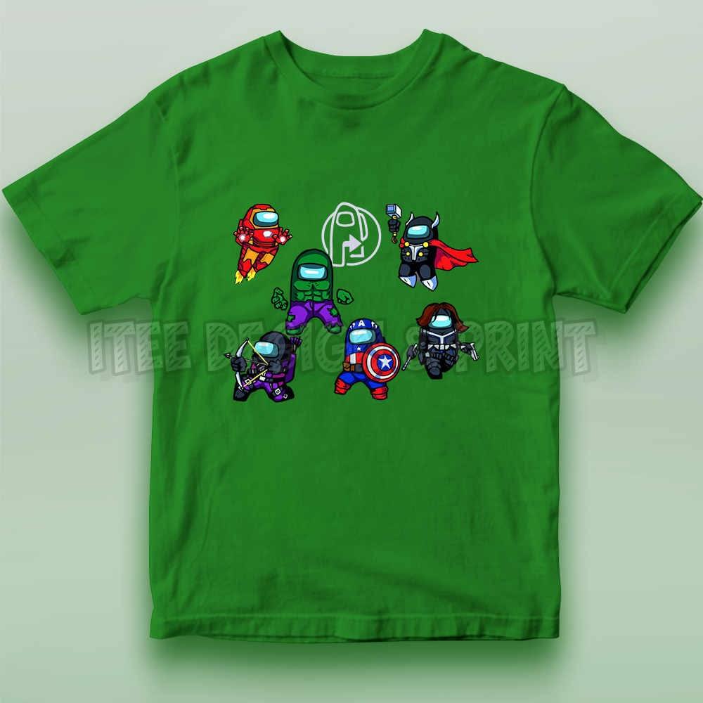 Avengers Among Us Impostor 20