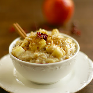 Cranberry Apple Oatmeal