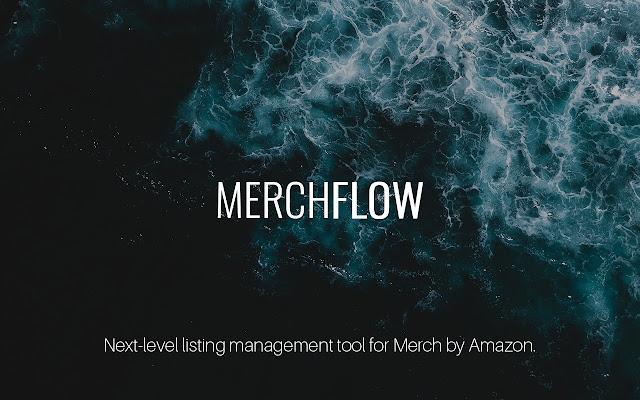MerchFlow for Merch by Amazon