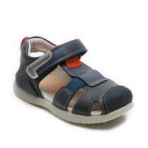 Biomecanics Navy Closed Toe Sandal SANDAL