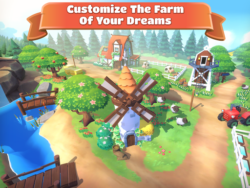 Code Triche Big Farm: Story APK MOD screenshots 6