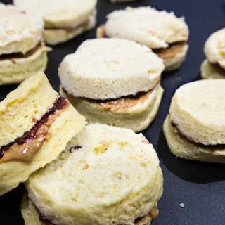 Keto Peanut Butter and Jelly Sandwiches Recipe