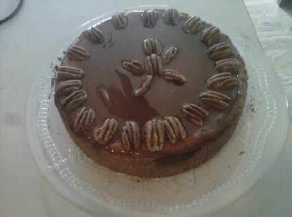 Supreme Turtle Cheesecake Recipe