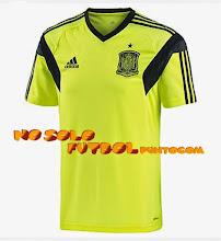 Photo: España Entrenamiento Mundial 2014 * Camiseta Manga Corta