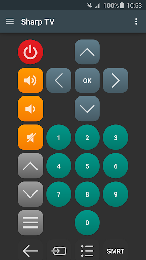 Universal TV Remote 1.7.01 screenshots 1