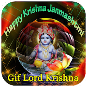 Gif Happy Janmastami Collection