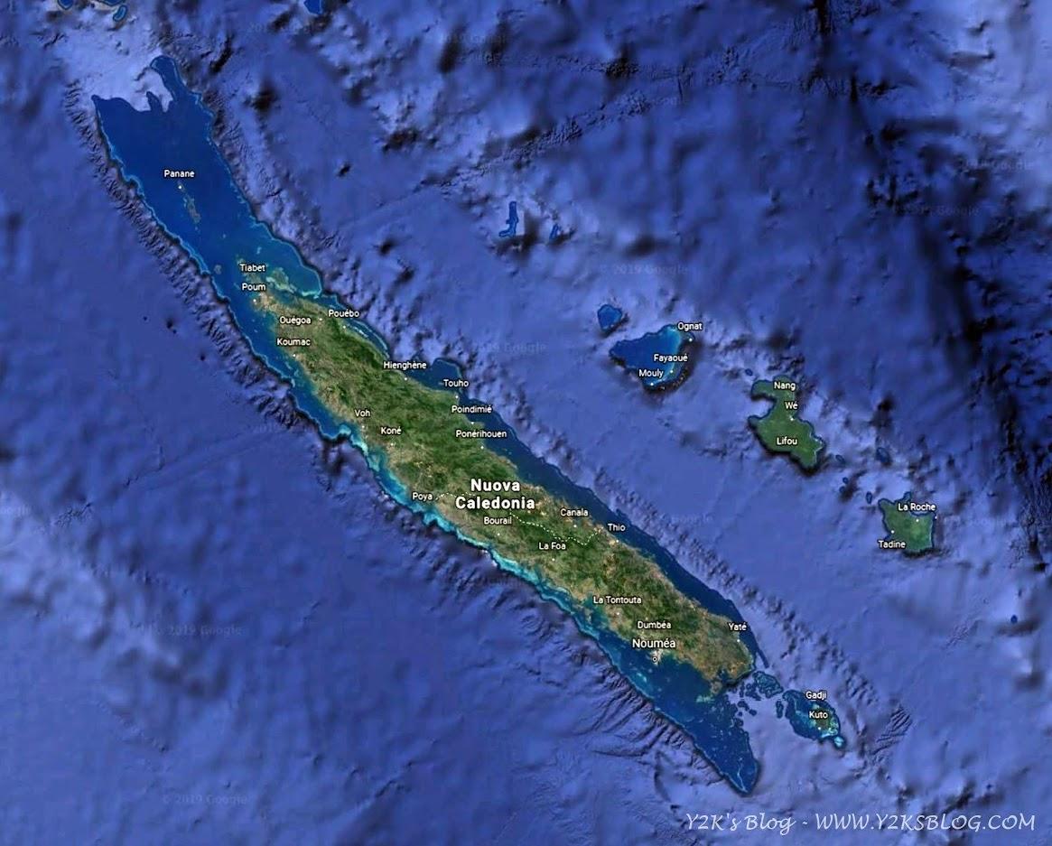 La Nuova Caledonia