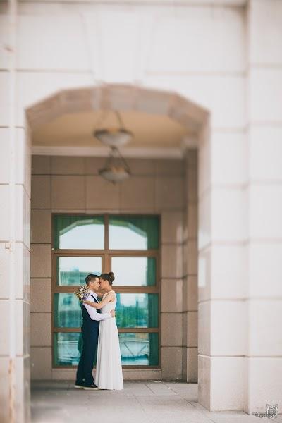 Wedding photographer Evgeniy Zagurskiy (NFox). Photo of 21.06.2015