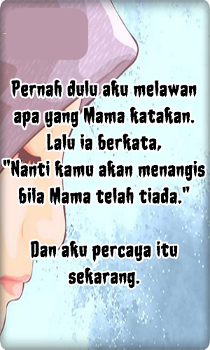 Download Kata Rindu Ibu Yang Sudah Tiada Apk Latest Version
