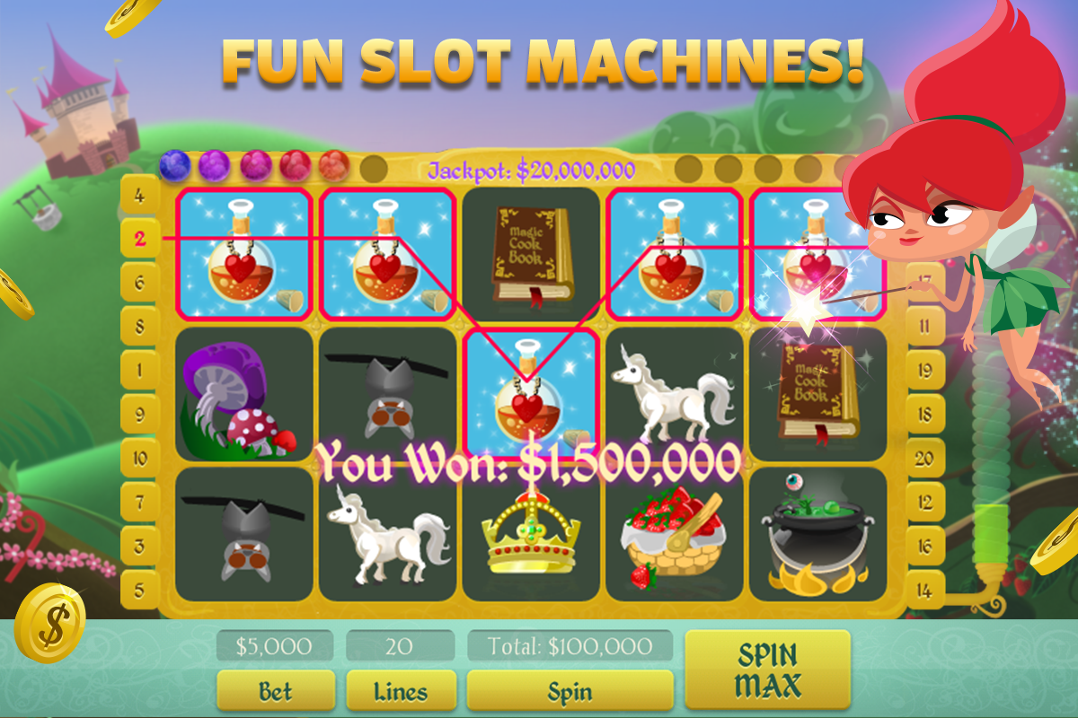 casino video slots gratis