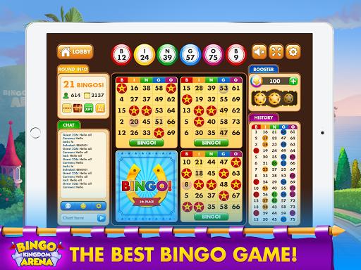 Bingo Kingdom Arena: Best Free Bingo Games 0.0.53 screenshots 6