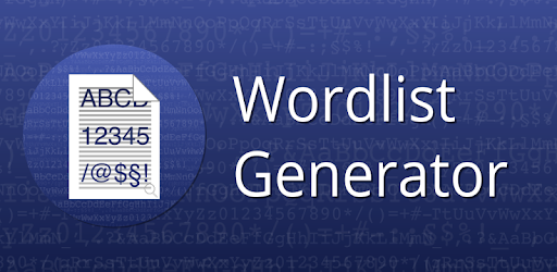 Wordlist Generator - Apps on Google Play