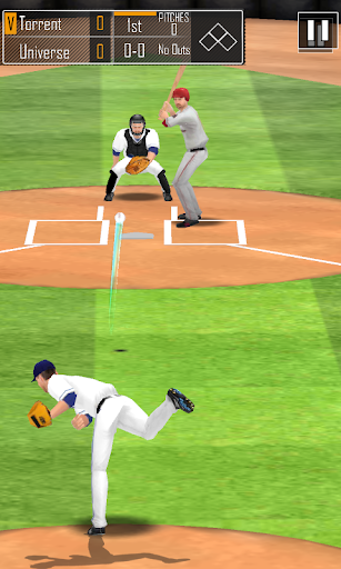 Real Baseball 3D Apk 2