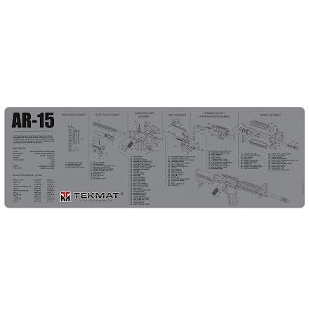 TekMat AR-15 Grå