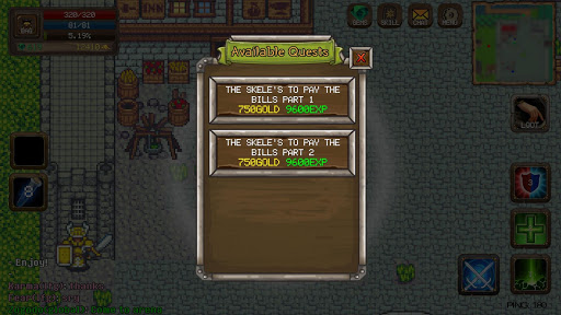 Laurum Online - MMORPG 2D 0.8.3 screenshots 14