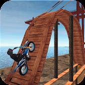 Unduh Tricky Stunt Bike Extreme Racer Gratis