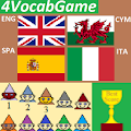 4VocabGame English Welsh Spanish Italian