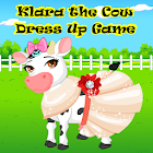 Klara the Cow Dress Up Game icon