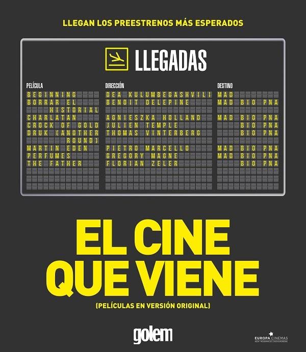 El cine que viene