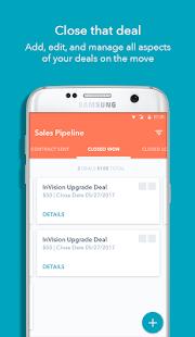 HubSpot (CRM & Sales) - náhled
