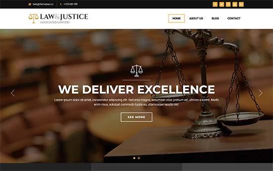 Pháp luật và công lý