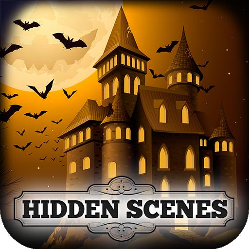 Hidden Scenes Halloween House 解謎 App LOGO-硬是要APP