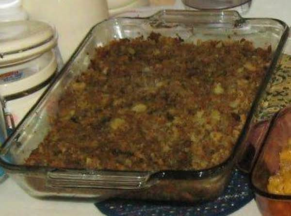 Owens Sausage Stuffing Recipe