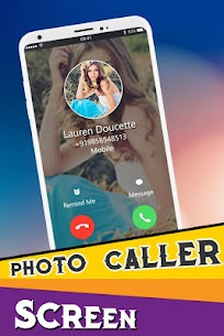 Photo caller Screen – HD Photo Caller ID App Download For Android 1