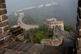 Photo: Day 191 - The Great Wall of China (Mutianyu Section) #4