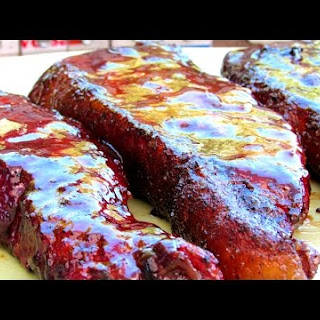 Country Style Ribs - BBQ Pork Ribs.